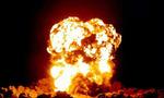 Explosion  landscape