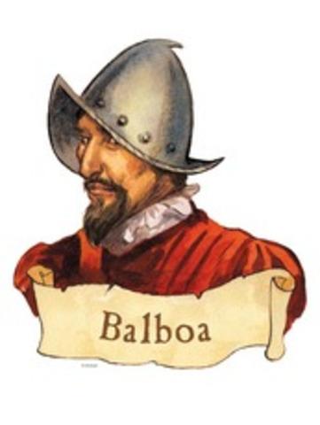 Vasco Nunez de Balboa ...