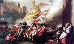 British grenadier  landscape