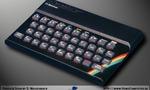 Zx spectrum 48k  landscape