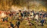 Revolutionary war  landscape
