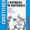 Constitucion politica de guate  economica