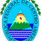 Coat of arms of federal republic of central america    1824 small square