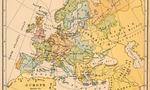 Europe 14th century  landscape
