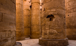 Karnak great temple of amun great hypostyle hall temple complex of karnak egy307 tiny landscape