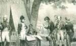 Tratado de fontainebleau  landscape