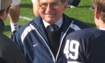 Joe paterno sideline psu illinois 2006  landscape