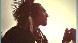 Native american looking