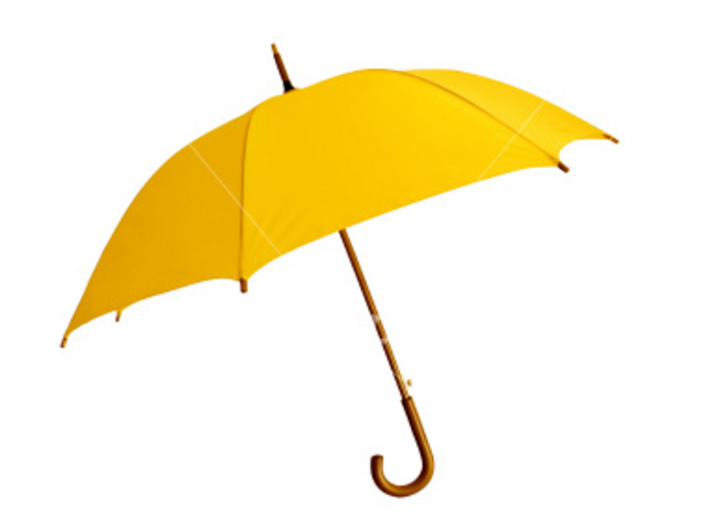 The gallery for --> Yellow Umbrella Clip Art