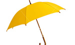 Ist2 4271412 yellow umbrella 1  tiny landscape