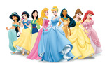 Disney princesses 1  landscape