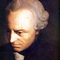 Immanuel kant small square