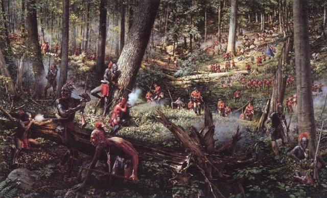 Traders World Ohio >> The French and Indian War timeline | Timetoast timelines
