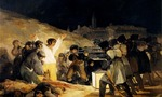 Goya   los fusilamientos del 3 de mayo 1814  landscape