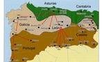 Reino astur  landscape