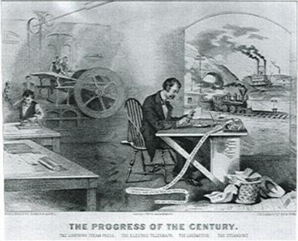 A history of industrial revolution in thomas malthuss an essay on the principle of population