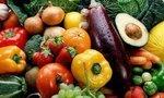Fruits veggies  landscape
