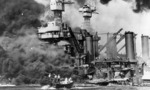 Pearl harbor uss virginia tiny landscape