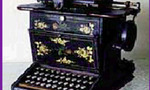 Typewriter  landscape