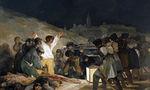 250px francisco de goya y lucientes   los fusilamientos del tres de mayo   1814  landscape