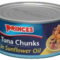 Princes tuna chunks in sunflower oil 185g small square