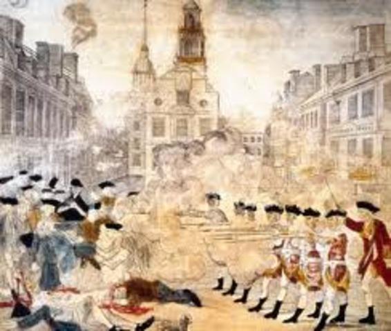Boston Massacre - Acrobotica