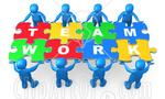 Teamwork  landscape