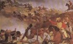 Battle of boyaca tiny landscape