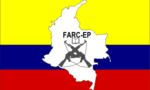 Flag of the farc ep tiny landscape
