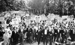 Civil rights movement  landscape