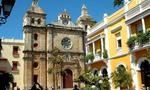 Cartagena colombia  landscape