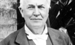 Thomas edison birthday  landscape