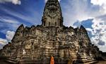 Cambodia angkor  landscape