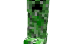 Creeper minecraft tiny landscape