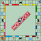 Monopoly board game1 small square