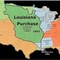Louisiana purchase treaty agreement tm small square