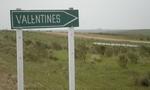 Valentines  landscape
