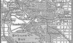 Karte melbourne mkl1888  landscape