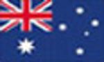 Australia flag small  landscape