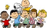 Peanuts gang  landscape