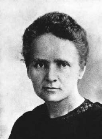 marie curie essay