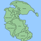 Pangaea continents small square