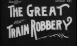 Great train robbery title still  landscape