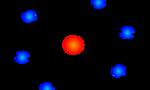 Atom  landscape