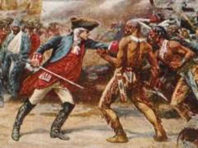 how did the outcome of the american revolution affect native americans The american revolution is by far native americans main article:  american revolution impact essay the ideals of the american revolution were.