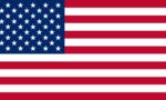 Bandera de eeuu  landscape