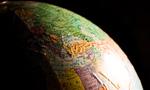 Globe  landscape