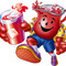 Kool aid playdough recipe small square