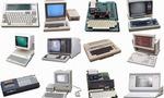 Oldfashion computers  landscape