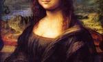 Mona lisa  landscape